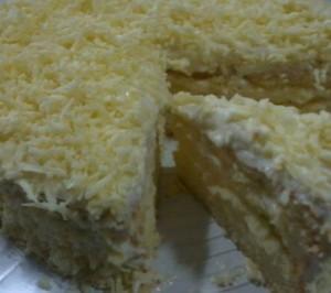 Cheese Cake - Kek Keju