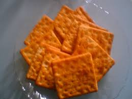 Biskut Cream Cracker